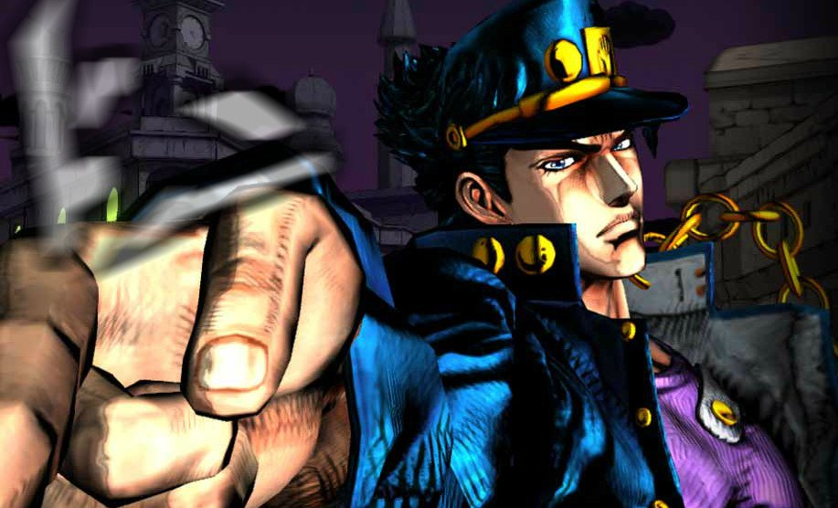 Jojo´s Bizarre Adventure All Stars Battle