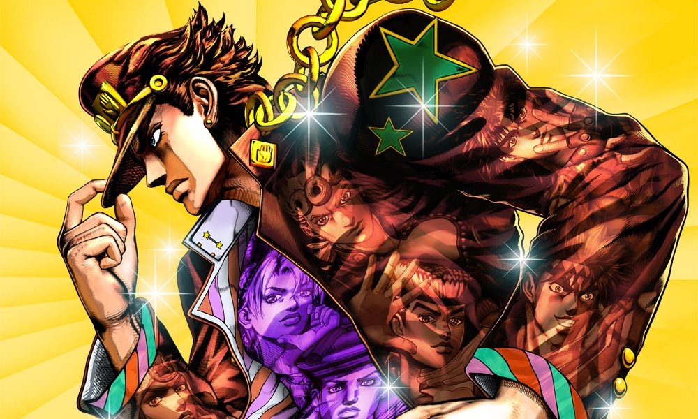 Jojo's Bizarre Adventure: All Stars Battle