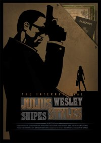 Julius Styles: The International PS3