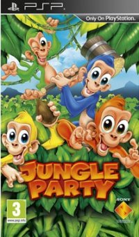 Jungle Party PSP