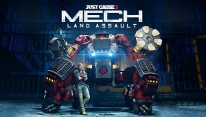 Ya disponible, Mech Land Assault, segundo DLC de Just Cause 3