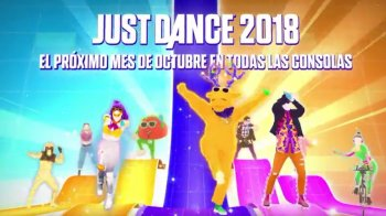 Ubisoft anuncia Just Dance 2018
