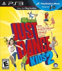 Just Dance Kids 2 PS3