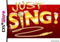 Just Sing! Christmas Song Nintendo DS