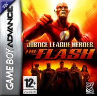 Justice League Heroes: The Flash Game Boy Advance