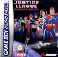 Justice League: Injustice For All Game Boy Advance