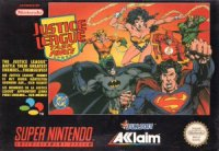 Justice League: Task Force Super Nintendo