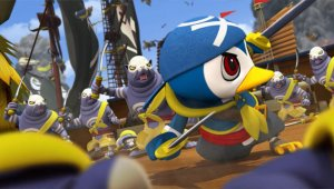 Kaio: King of Pirates para Nintendo 3DS se vuelve a retrasar
