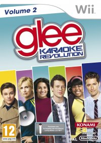 Karaoke Revolution Glee: Volumen 2 Wii