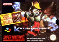 Killer Instinct (1995) Super Nintendo