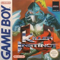 Killer Instinct (1995) Game Boy