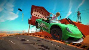 Kinect Joy Ride recibe su primer DLC