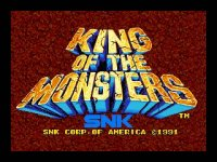 King of the Monsters Wii