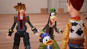Kingdom Hearts 3 será jugable en la Japan Expo de París y en la Anime Expo de Los Ángeles
