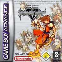 Kingdom Hearts: Chain of Memories Game Boy Advance