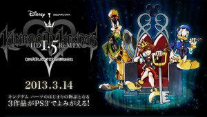 Kingdom Hearts HD 1.5 ReMIX disponible el 14 de marzo de 2013 en Japón