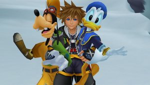 Revelado el Manga virtual de Kingdom Hearts 2.5 HD Remix