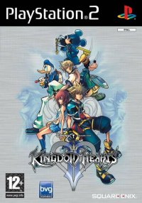 Kingdom Hearts II Playstation 2