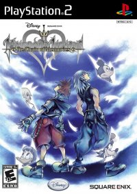 Kingdom Hearts Re:Chain of Memories Playstation 2