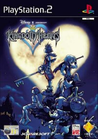 Kingdom Hearts Playstation 2