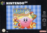 Kirby 64: The Crystal Shards Nintendo 64