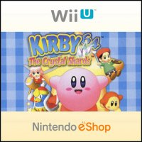 Kirby 64: The Crystal Shards Wii U