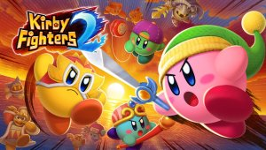 Kirby Fighters 2 ya está disponible en Nintendo Switch a través de la eShop