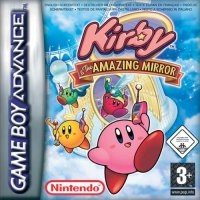 Kirby y el Laberinto de los Espejos Game Boy Advance