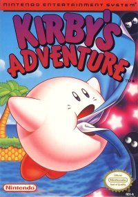 Kirby's Adventure NES