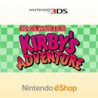 Kirby's Adventure Nintendo 3DS
