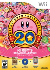 Kirby's Dream Collection Wii