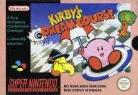 Kirby's Dream Course Super Nintendo
