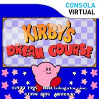 Kirby's Dream Course Wii