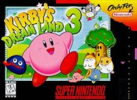 Kirby's Dream Land 3 Super Nintendo