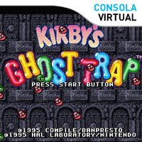Kirby's Ghost Trap Wii