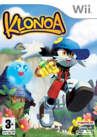 Klonoa: Door to Phantomile Wii
