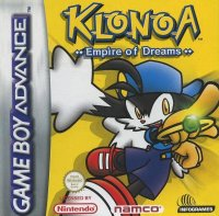 Klonoa: Empire of Dreams Game Boy Advance