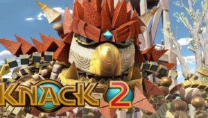 Knack 2 estrena demo en PlayStation 4