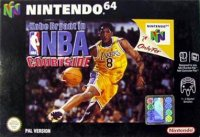 Kobe Bryant in NBA Courtside Nintendo 64