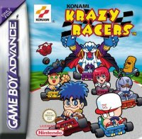 Konami Krazy Racers Game Boy Advance