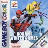 Konami Winter Games Game Boy Color