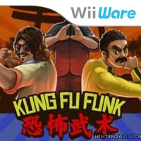 Kung Fu Funk: Everybody is Kung Fu Fighting! Wii