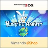 Kung Fu Rabbit Nintendo 3DS