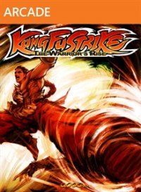 Kung Fu Strike: The Warrior's Rise Xbox 360