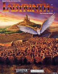 Labyrinth: The Computer Game Commodore 64