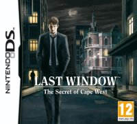Last Window: El Secreto de Cape West Nintendo DS
