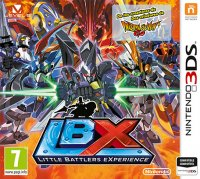LBX: Little Battlers Experience Nintendo 3DS