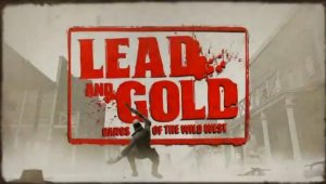 Tráiler de Lead and Gold: Gangs of the Wild West
