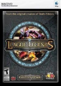League of Legends Mac