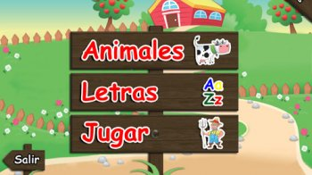 Primeras imágenes para 'Learn Farm Animal and Letter'